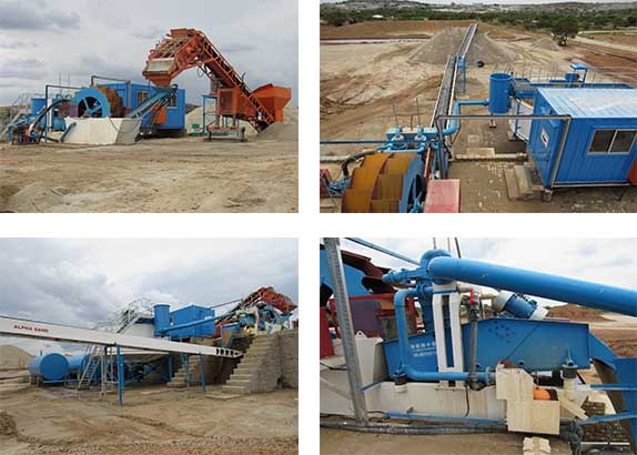 affirmation about sand washing machine