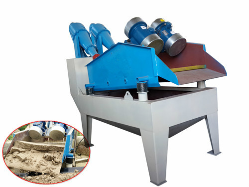 a high quality sand washing equipment is necessary