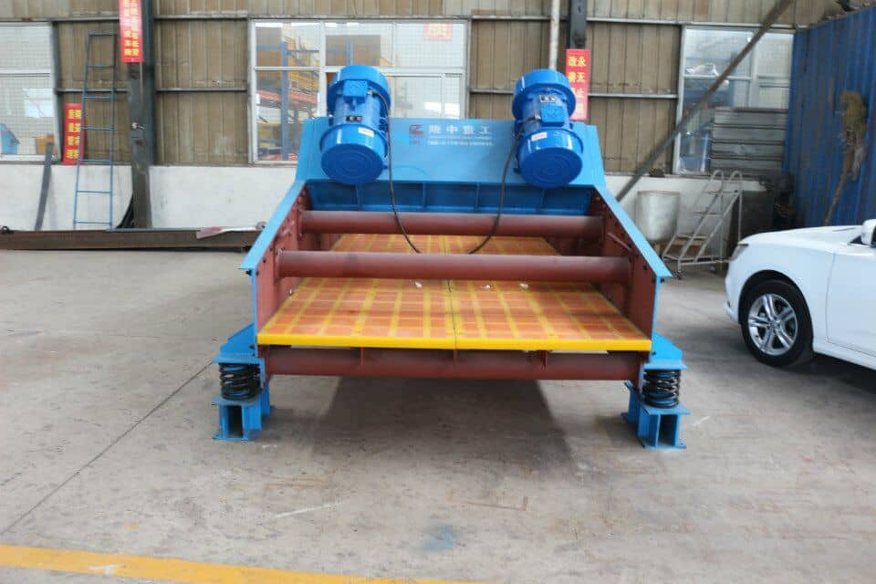 Dewatering Screen of Luoaygn LZZG