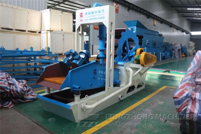 The equipment type of washing machine equipment.