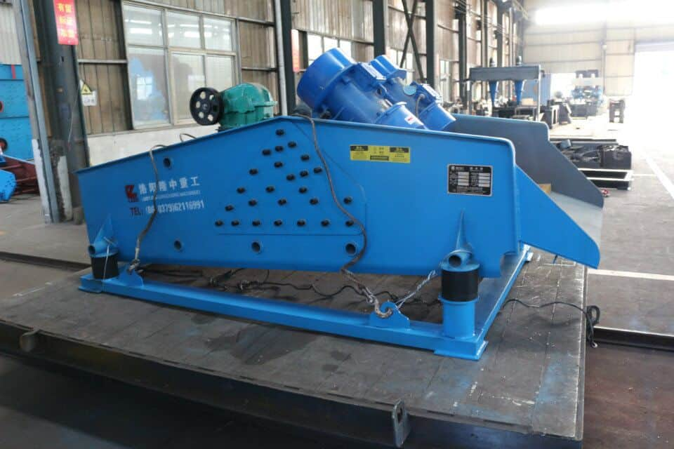 The reason that High Frequency Dewatering Screen has a poor dewatering effect.