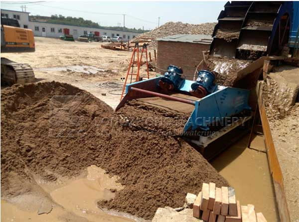 dewatering screen in vietnam